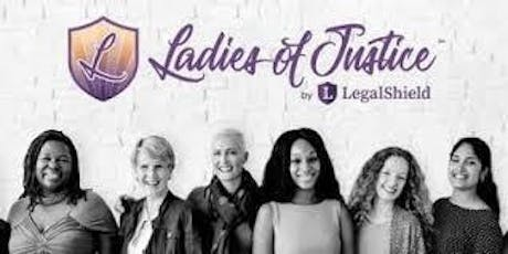 Oct 17th 'Ladies of Justice' Luncheon tickets