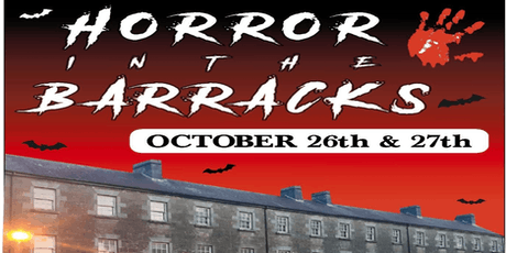 Horror in the Barracks tickets