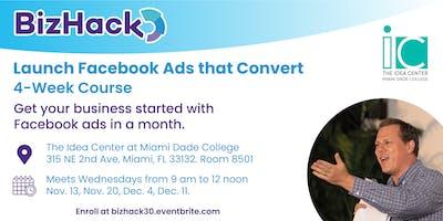 Launch Facebook Ads That Convert