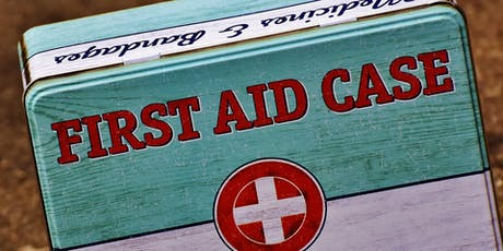 1-Day Emergency First Aid at Work (EFAW) Training tickets