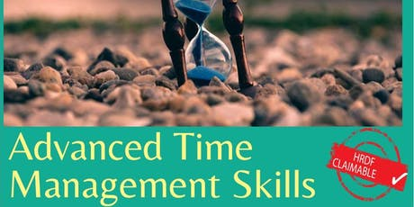2 day Advanced Time Management Program tickets