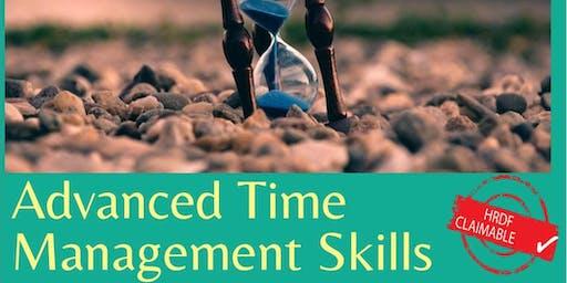 2 day Advanced Time Management Program