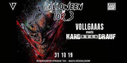 Halloween im Tor3 - Vollgaaas meets HARD BOCK DRAUF