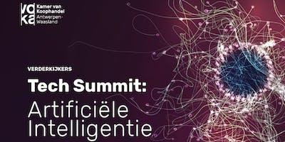 Tech Summit: Artificiële Intelligentie