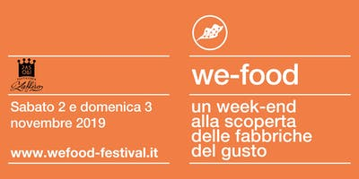 We-Food 2019 @ Pasticceria Zaffiro