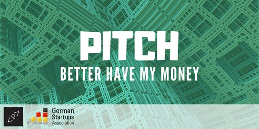 PITCH, BETTER HAVE MY MONEY