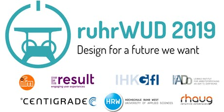 ruhrWUD 2019 - World Usability Day Ruhrgebiet Tickets