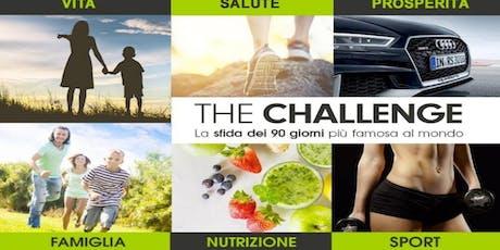 SARONNO - COMO THE CHALLENGE biglietti