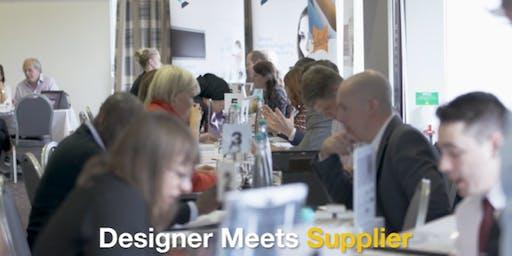 Interior Design & Architects Meet Up - Designer Meets Supplier