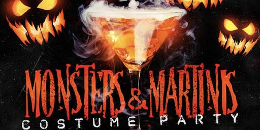 Monsters & Martinis Costume Party
