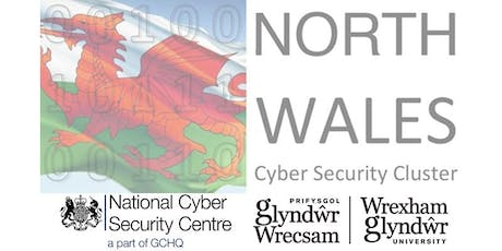 North Wales Cyber Security Cluster October Meeting tickets