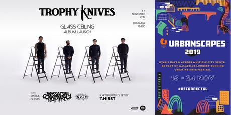 Trophy Knives: Glass Ceiling Album Launch tickets