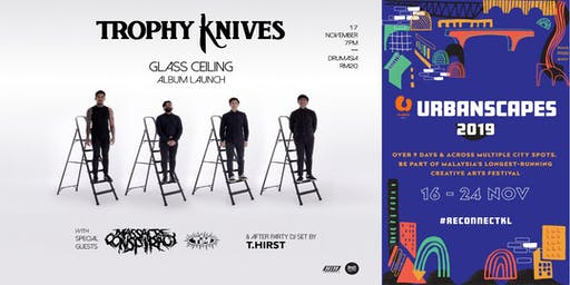 Trophy Knives: Glass Ceiling Album Launch