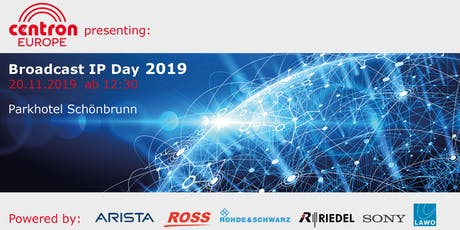 Broadcast IP Day 2019 Tickets