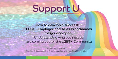 How to create your LGBT+ Employees & Allies Programme tickets