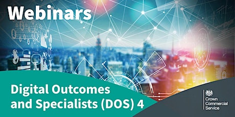 Digital Outcomes and Specialists 4: What can I buy and how can I buy it? tickets