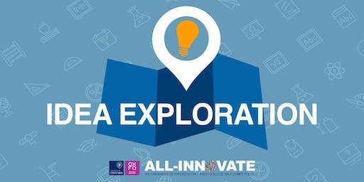 Idea Exploration: What is your market?