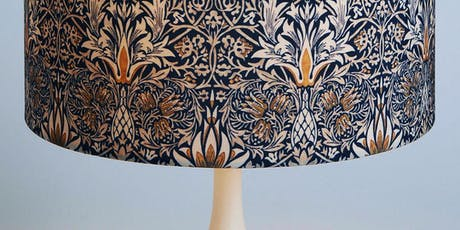 Make your own May Morris Lampshade tickets