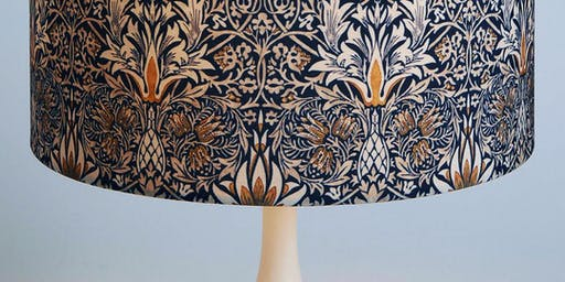 Make your own May Morris Lampshade