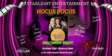 Hocus Pocus Movie screening tickets