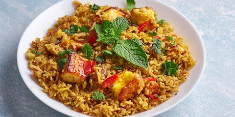 Great Cook - Vegetable Biryani tickets