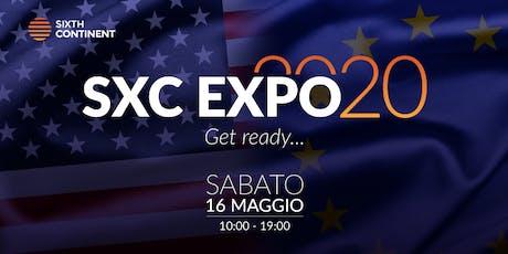 SXC EXPO 2020 biglietti