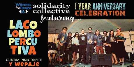 Solidarity Collective 1 Year Anniversary Celebration  tickets