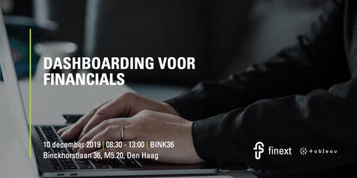 Dashboarding voor Financials