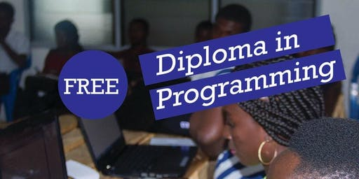 CODING BOOTCAMPS ACCRA: FREE DIPLOMA IN PROGRAMMING