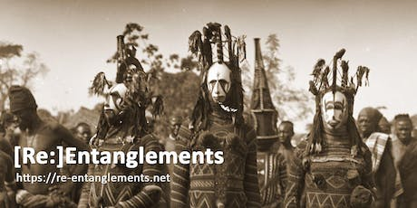 [Re:]Entanglements - Colonial Collections in Decolonial times, by Paul Basu tickets