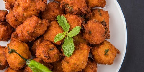 Great Cook - Vegetable Pakoras tickets