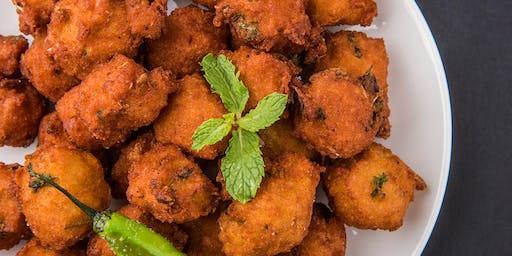 Great Cook - Vegetable Pakoras