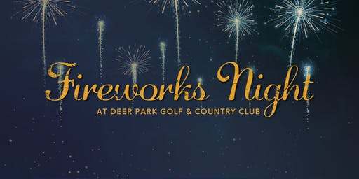 Deer Park Annual Fireworks Display