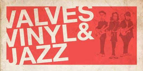 Valves, Vinyl & Jazz (feat. album: Carole King's Tapestry) tickets