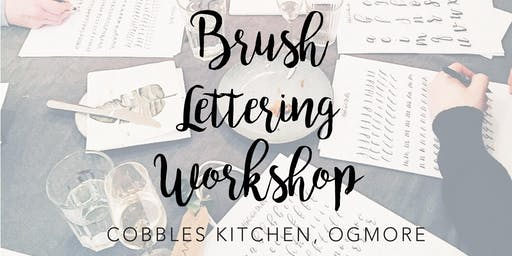 Brush Lettering Workshop - Festive Edition