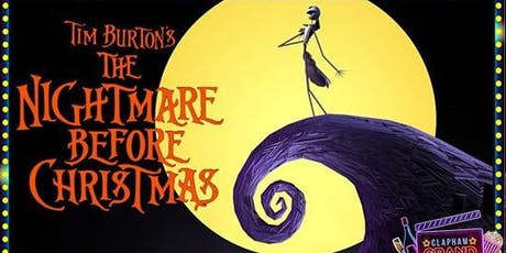 Nightmare Before Christmas Movie Night tickets