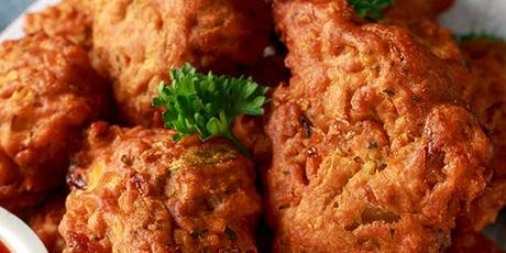 Great Cook - Onion Bhajis tickets
