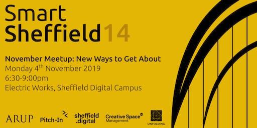 SmartSheffield #14 - New Ways to Get About