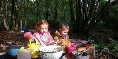 Wild Tots at Nower Wood (Jan-Feb)