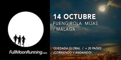 FullMoonRunning Fuengirola Mijas Tickets