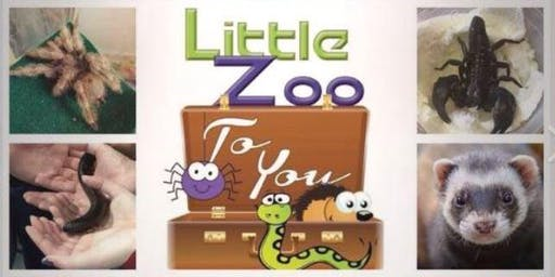 Mini Zoo & Animal Story Time