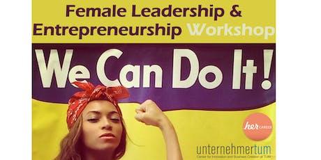 Female Leadership & Entrepreneurship tickets