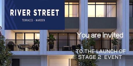 River Street Launch @ Marden tickets
