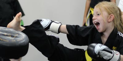 Free Children's Beginners Martial Arts Workshop For Age 5 - 12