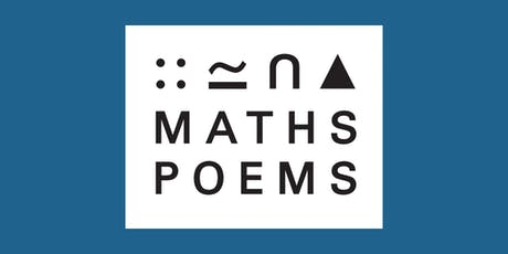 Maths Poems Launch (free) tickets