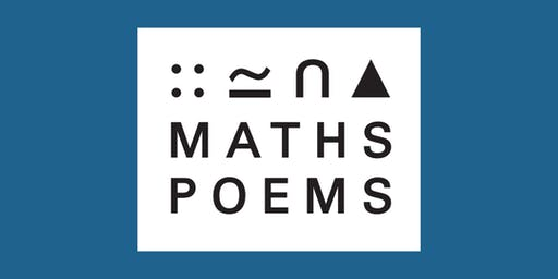 Maths Poems Launch (free)