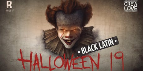 Black Latin - Halloween Massacre 2019 Tickets