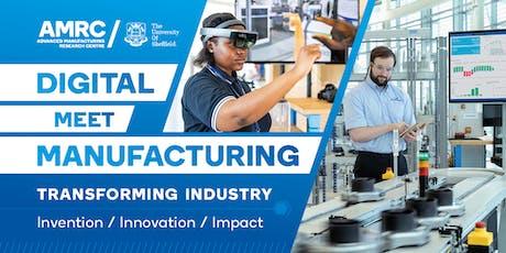 Digital Meet Manufacturing - Digital Twin tickets