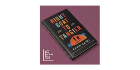 The Dove Book Club - Night Boat to Tangiers tickets