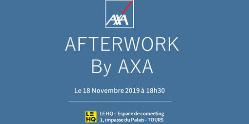 Afterwork By AXA France